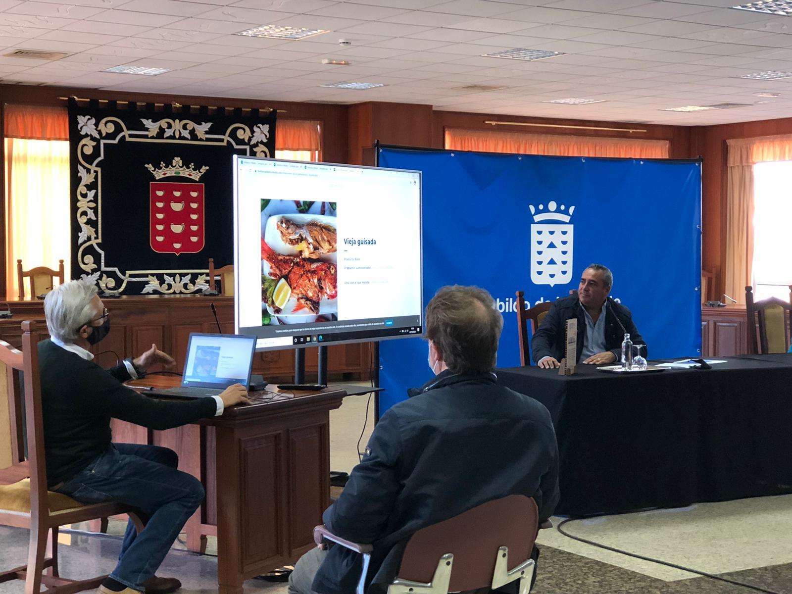 El Cabildo, a través de Saborea Lanzarote, presenta las I Jornadas Gastronómicas del Atlántico Medio